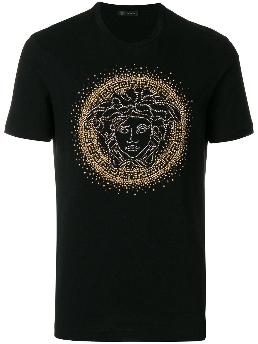 versace  cloth  . VERSACE .  versace  cloth   Camisetas ... 95bdb19328b