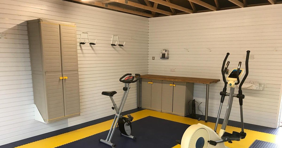 Garage Gym Ideas Uk in 2020 Garage gym, Home gym garage
