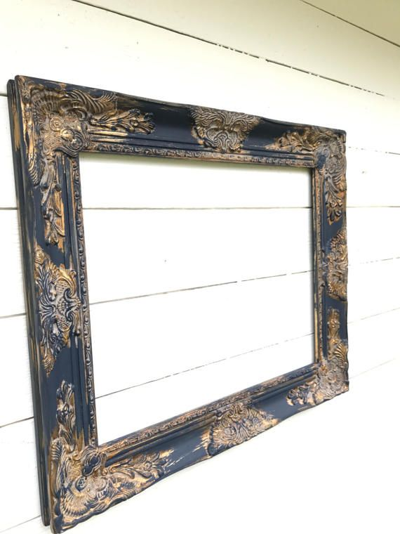 Ornate Frame, Shabby Chic Frame, Picture Frames, Wedding Picture ...