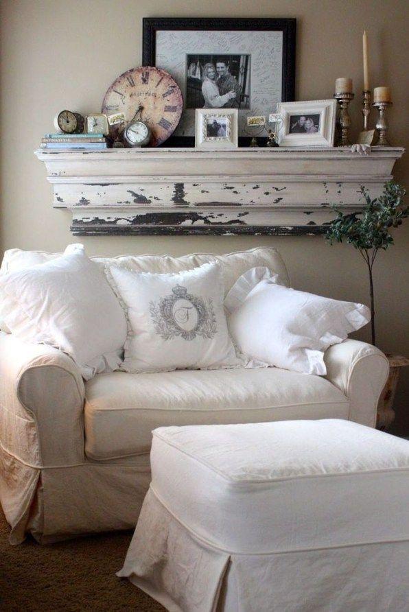 Stunning Farmhouse Home Decor Ideas On A Budget 32 Shabby chic