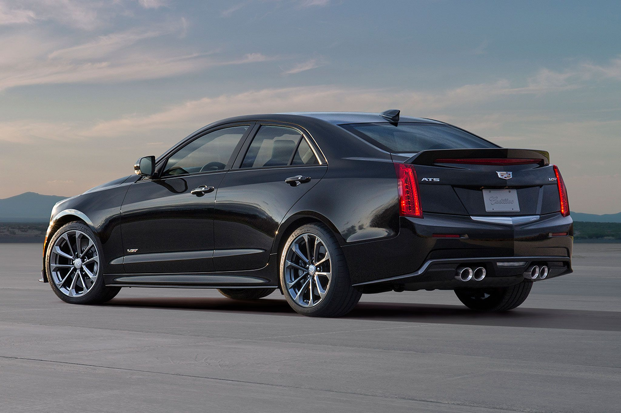 Enjoy performance at your command in the 2017 cadillac ats v sedan the ats v sedan is a fusion of proven motorsport pedigree and pure engineering