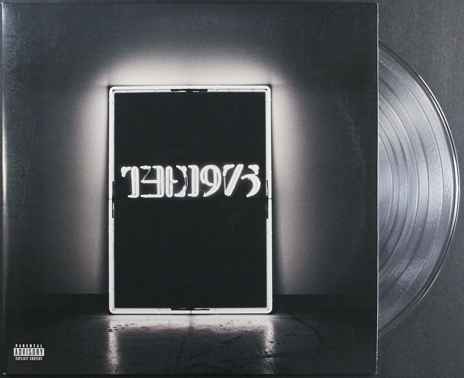 The 1975 Clear Vinyl Lp Clear Vinyl Vinyl The 1975