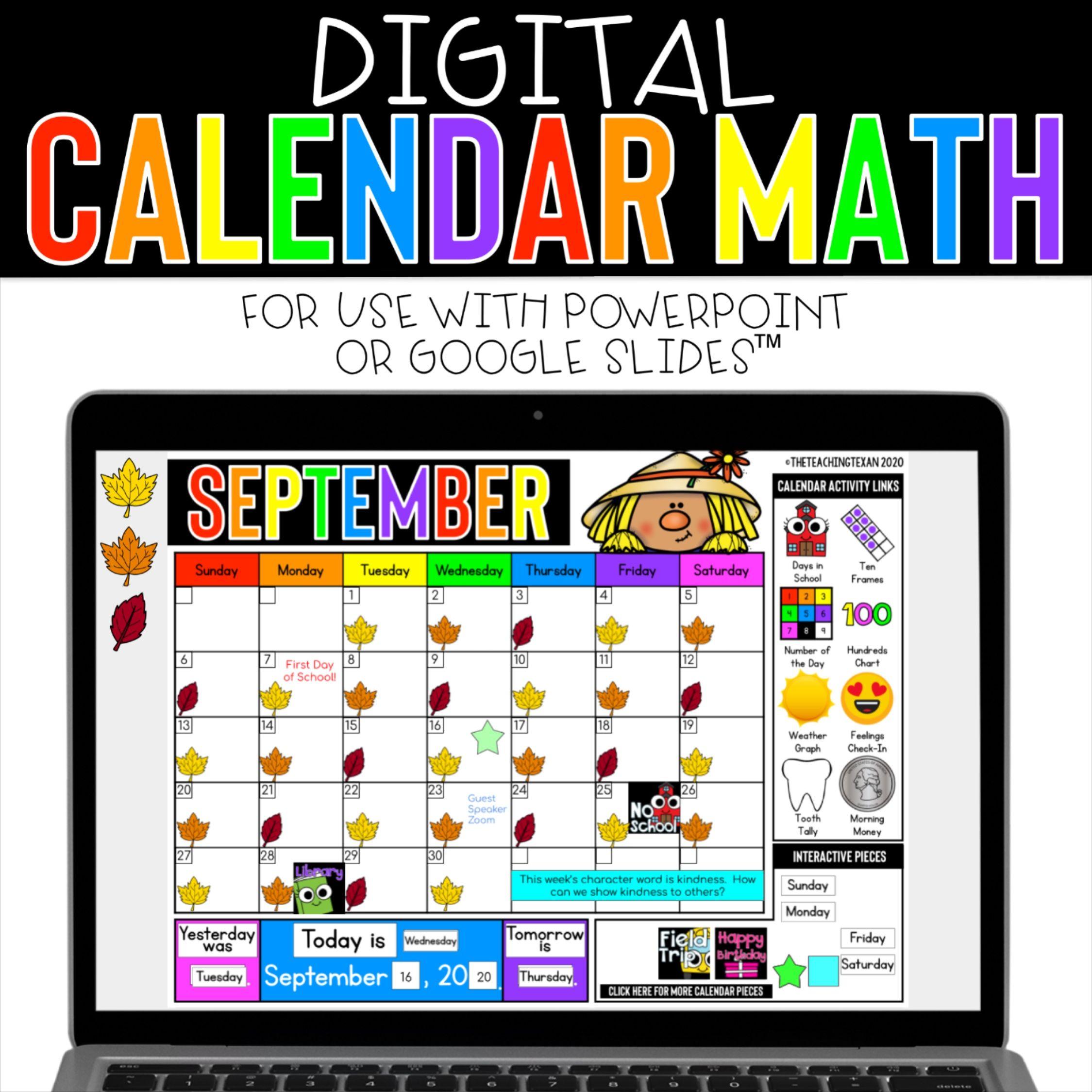 Calendar Math In