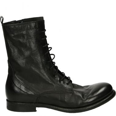 Botki Buty Meskie Obuwie Meskie Outlet Venezia Combat Boots Shoes Boots