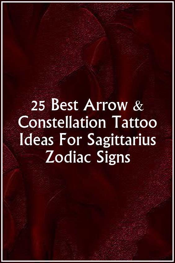 Photo of 25 besten Pfeil & Sternbild Tattoo-Ideen für Schütze Sternzeichen, #arrow #constellati …