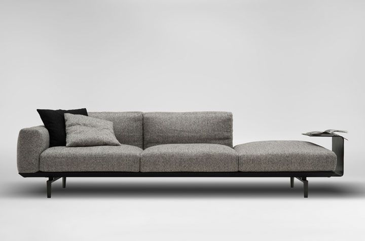 Jane Sofa   Sofas   Seating   Furniture   By Camerich Usa   The Jane Sofa  Features High Resilient