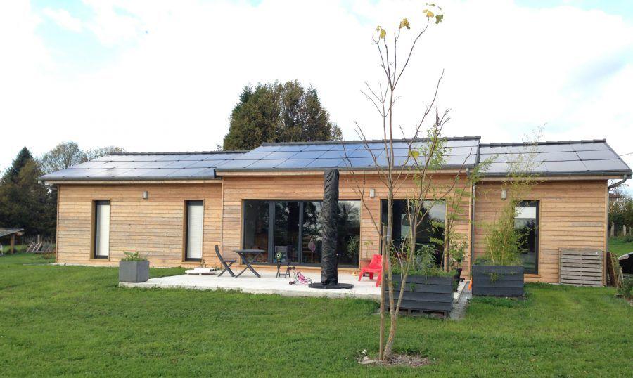La Maison Passive Definition Prix Constructeurs Construction Maison Ecologique Maison Passive Construction Maison Bois