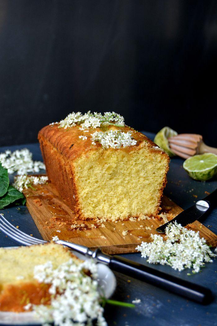 Elderflower Lime Cake Eat In My Kitchen To Bake Pinterest