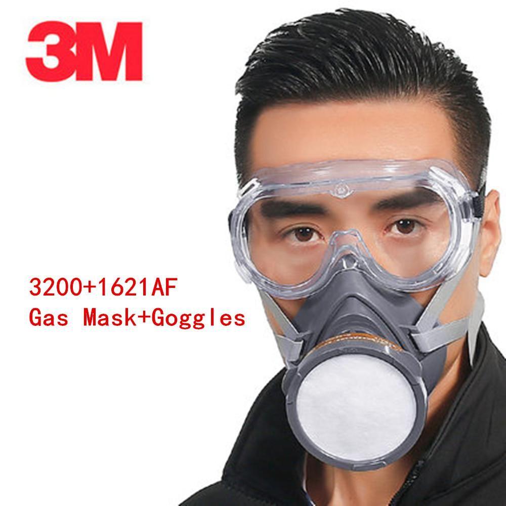3m mask 3200