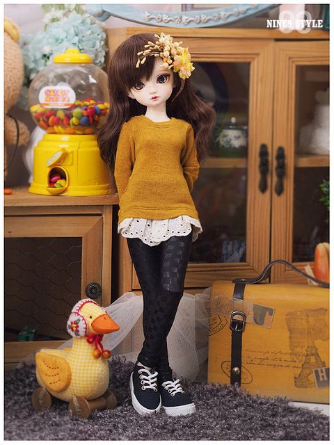 [Nine9style] Nine9 doll Bunny nine Potpourri by Nine9 Style on Flickr.