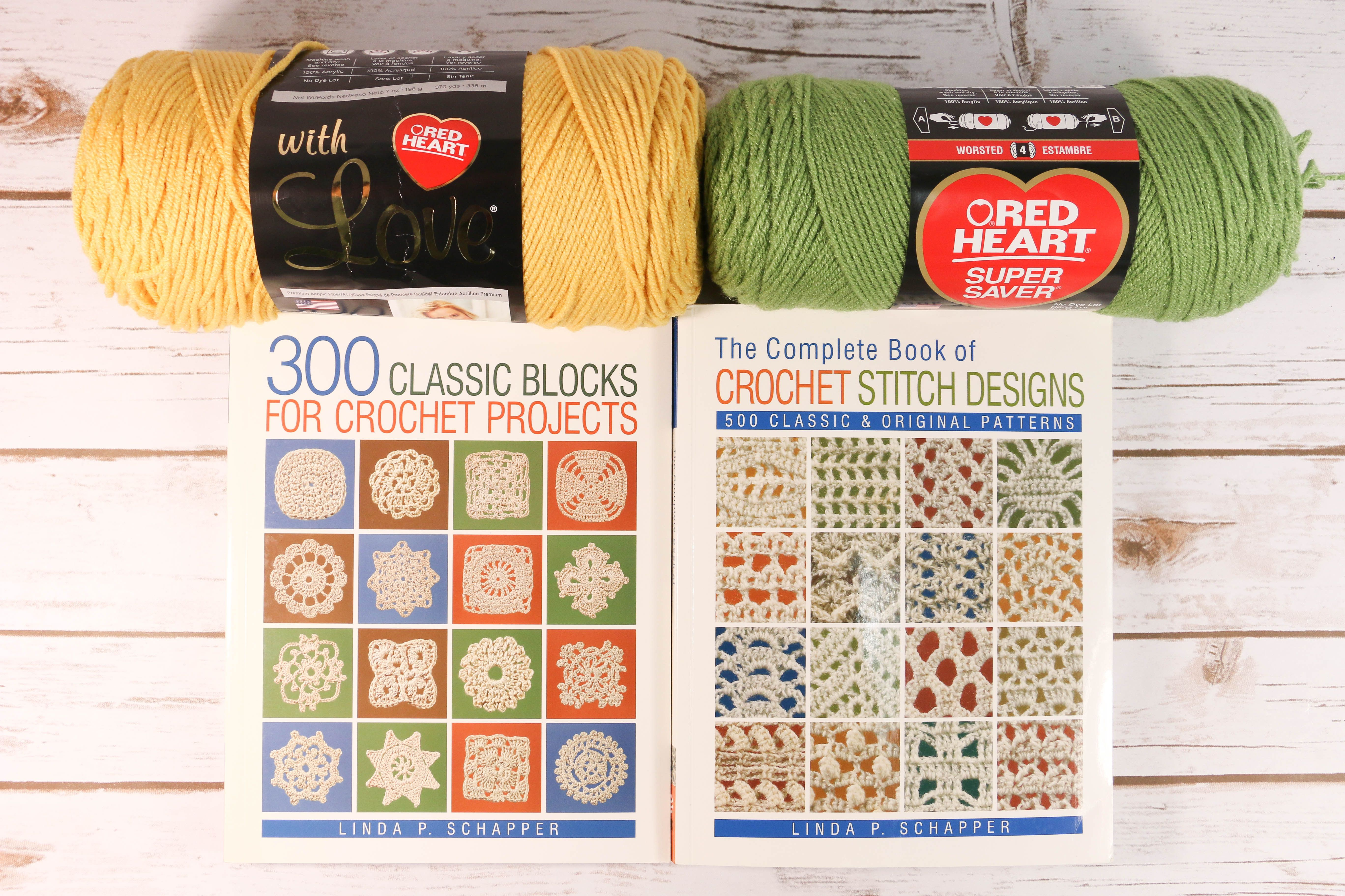Check out the Beginner Crochet Book Set giveaway and enter to #win ...