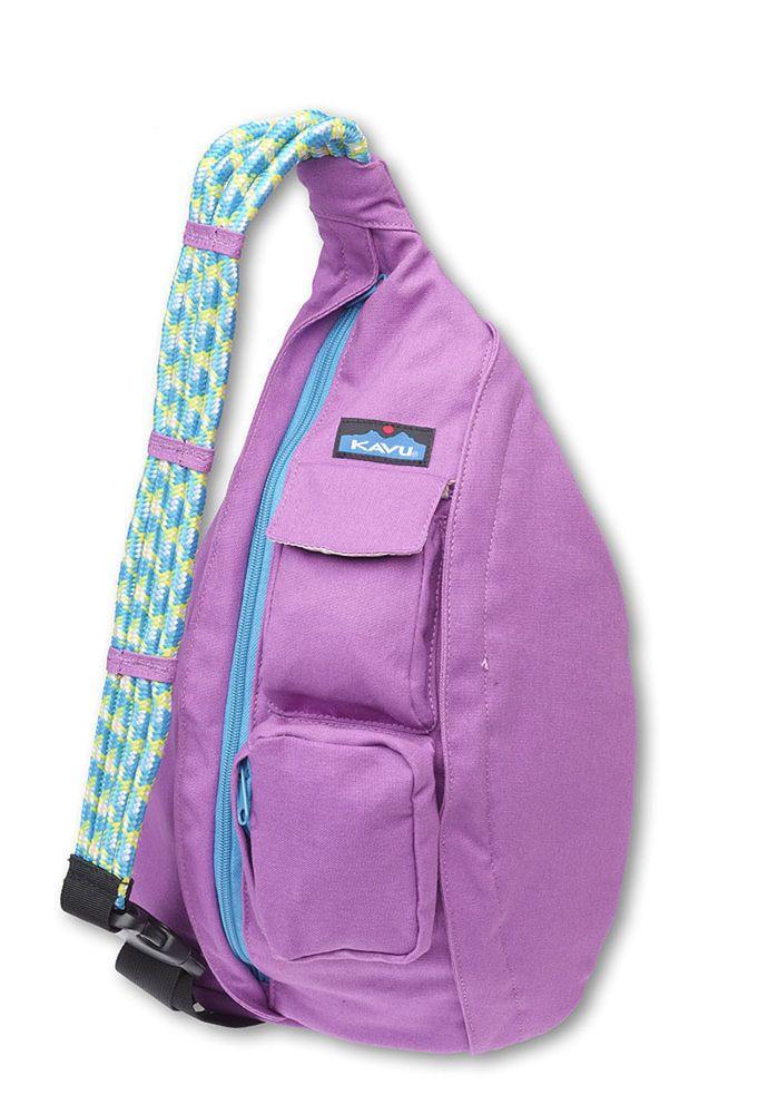 Kavu Rope Bag Orchid Backpack