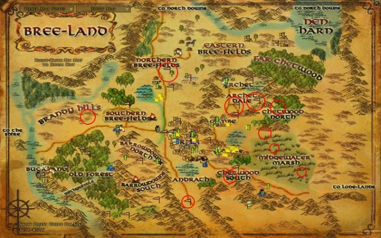 The Ruins of Bree Land | LOTR/HOBBIT | Lord of the rings, Fantasy