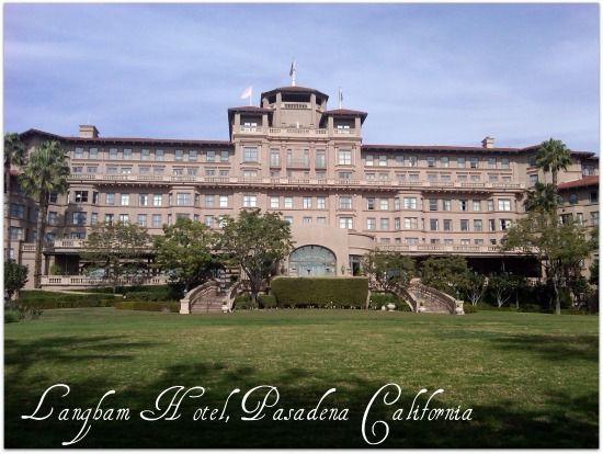 The Langham Huntington Pasadena Old Ritz Carlton