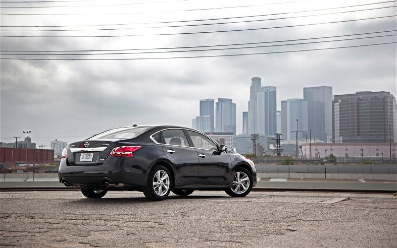 Comparing Mainstream Midsize Sedan Prices, Options, and