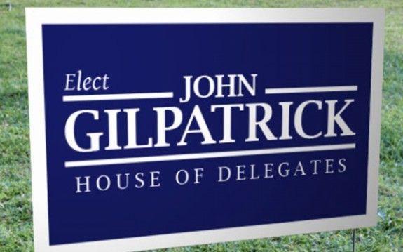 political sign templates