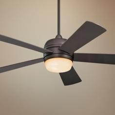 Outdoor 52 Emerson Atomical Oil Rubbed Bronze Ceiling Fan 297 Build Com Bronze Ceiling Fan Ceiling Fan Fan Light