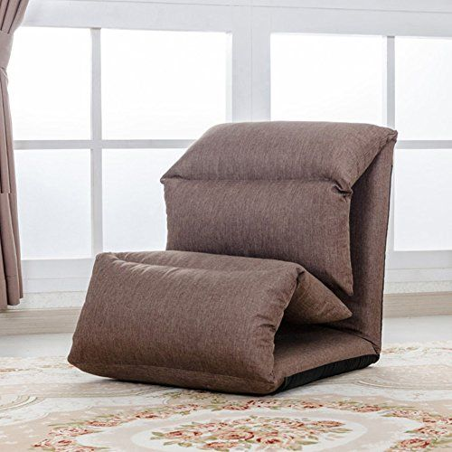 Lazy Sofa Th Bed Foldable Deck Chair Multi Function Fabric