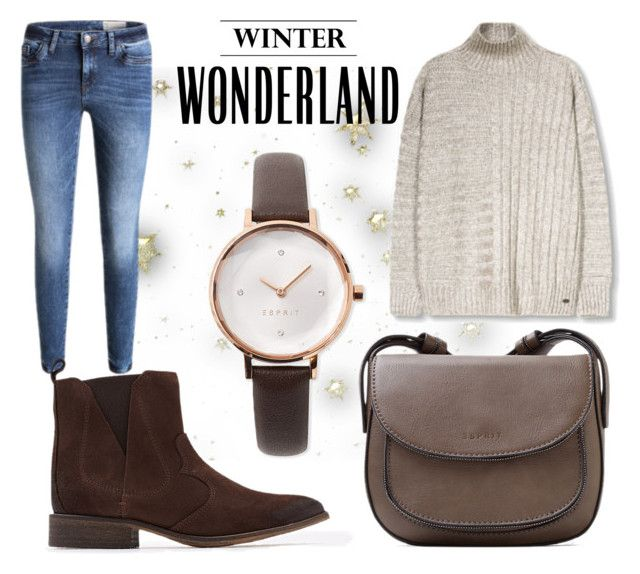 """""""winter wonderland"""" by lifeoflonneke on Polyvore featuring mode"""