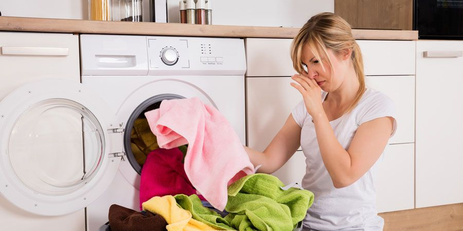 Wet And Utilized Towels Lying Around Can Radiate A Sickening Smell