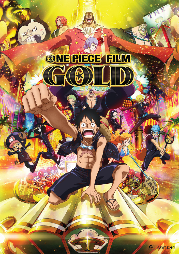 One Piece Film Vf : piece, Piece, Film:, Movie, [DVD], [2016], Movie,, Movies,, Movies