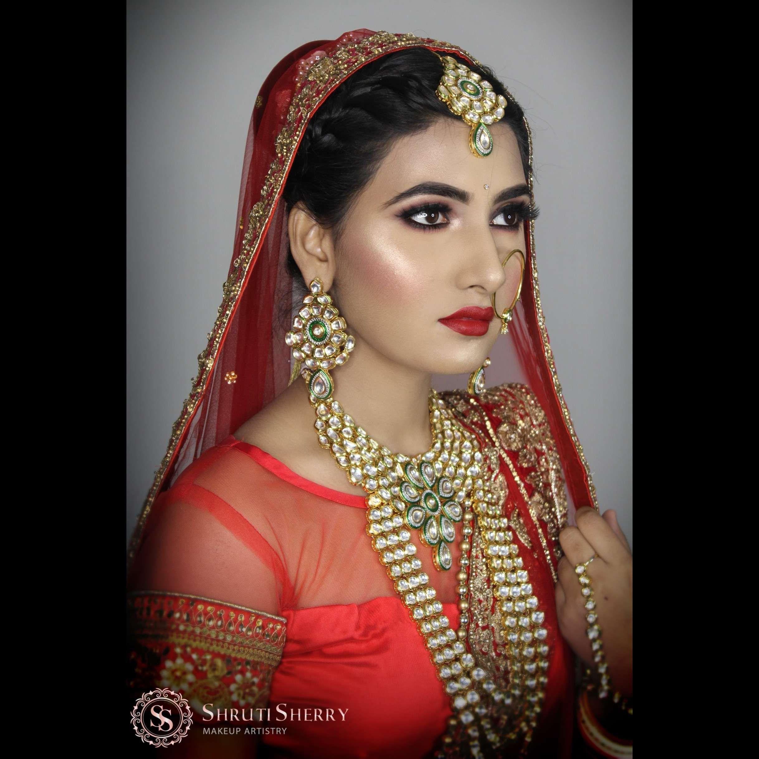Shruti Sherry Makeup Artistry Photos Reviews Contact Info