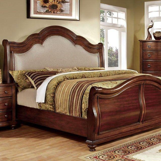 Eastern King Bed Bellavista Collection Cm7350ek Con Imagenes