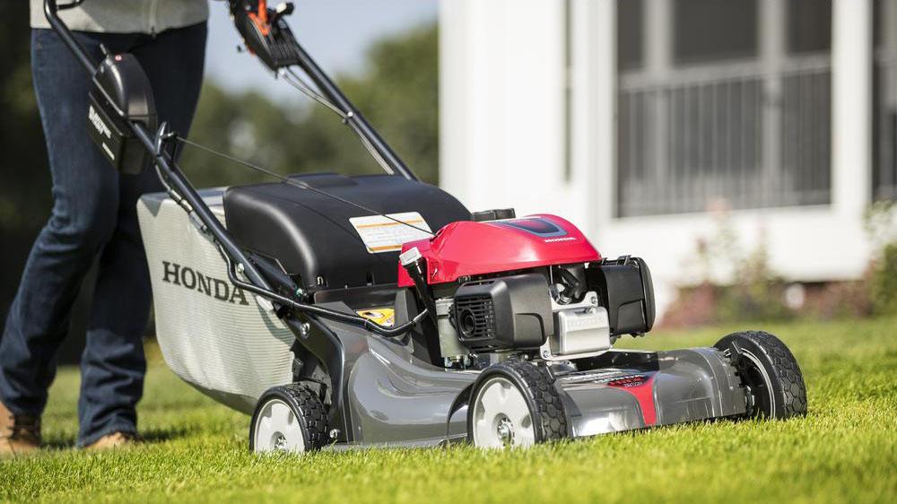 Best Gas Lawn Mowers 2021 Self Propelled Lawn Mowers For Easy Use Gas Lawn Mower Lawn Mowers Best Lawn Mower