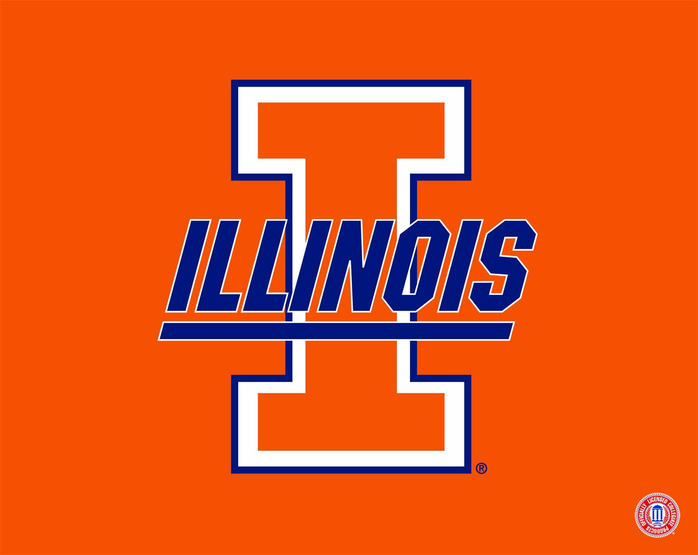 Illinois Fighting Illini logo Fighting Illini