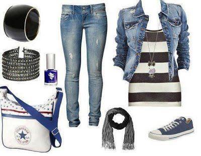 LOLO Moda: Stylish casual fashion for women 2013