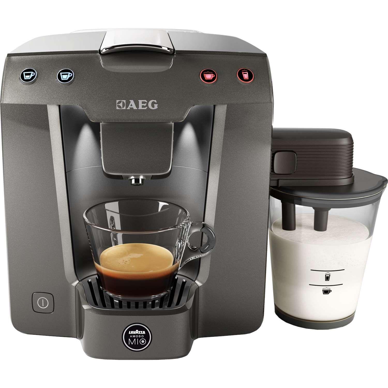 AEG LM5400U Lavazza A Modo Mio Favola Cappuccino Coffee