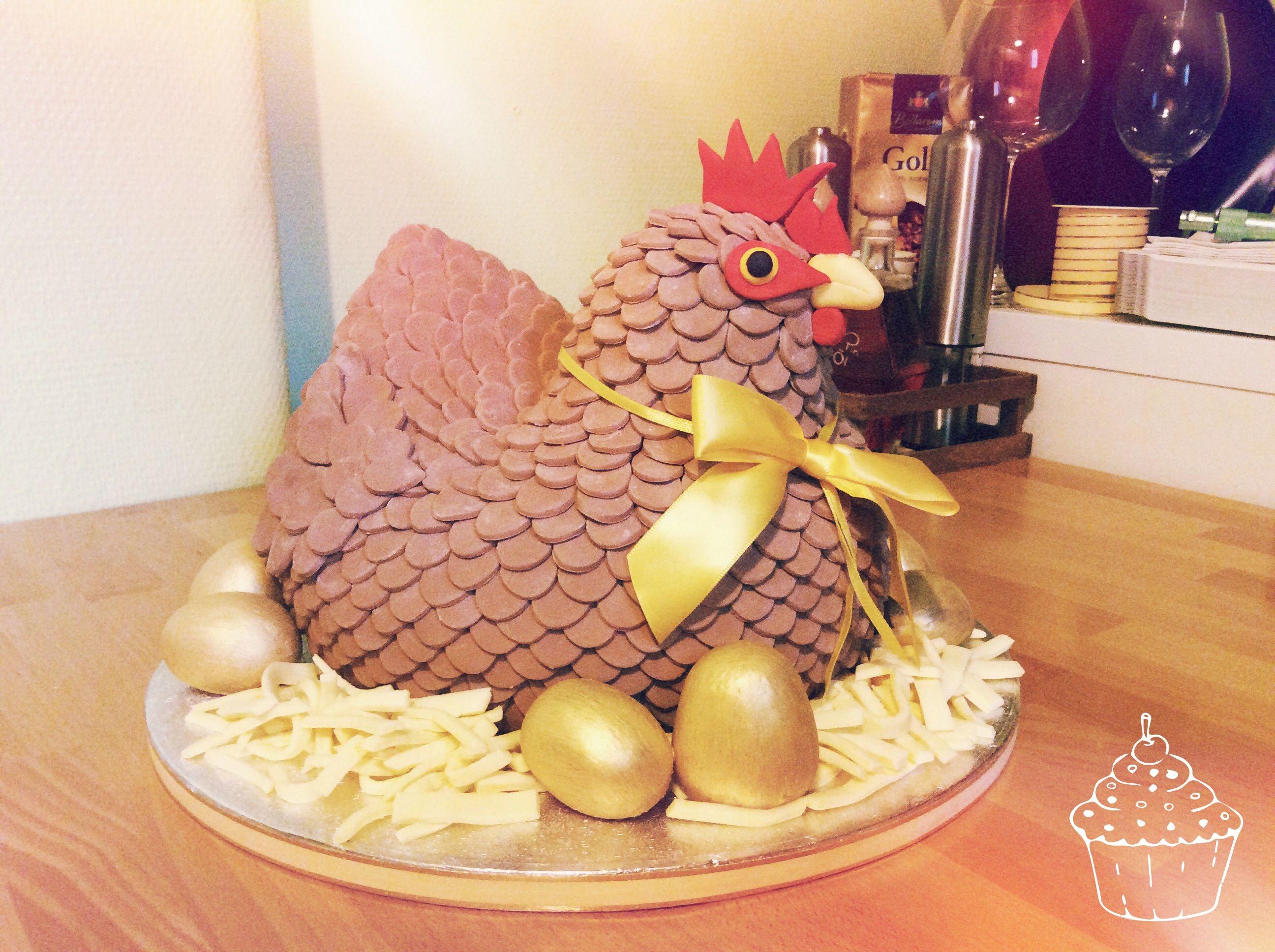 3D Torte Huhn   Mandy\'s Cakes & Co   Pinterest   Cake