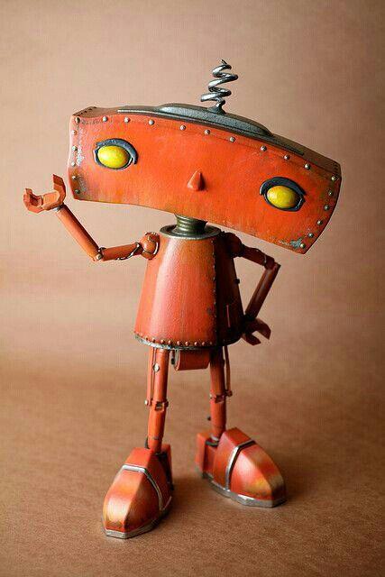 Baaad robot is an awesome studio logo. love it! colors are kinda okay
