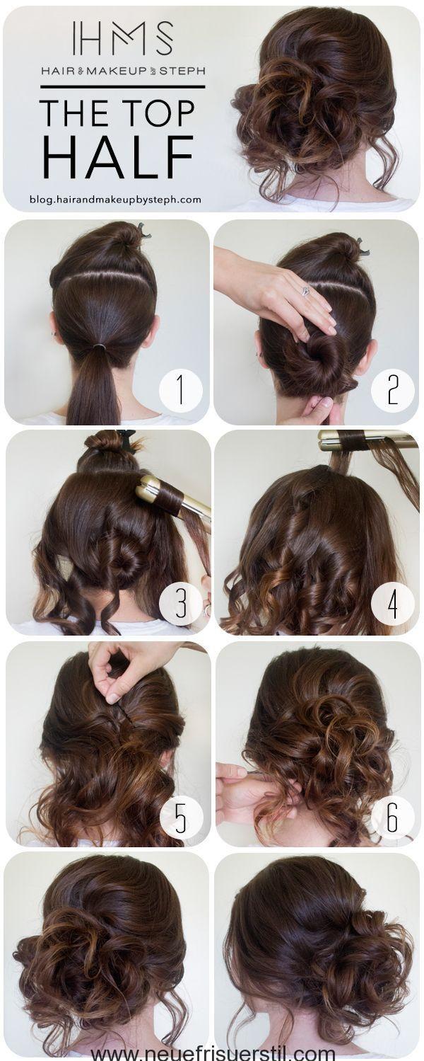 12 Exquisite Hochzeit & Prom Frisuren für Sie zu Versuche
