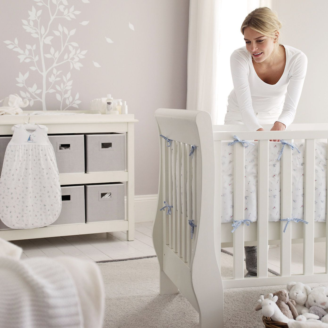 Changing Table From The White Company