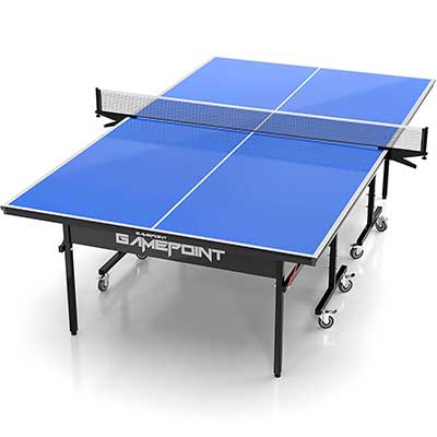 Magnificent Top 10 Best Ping Pong Tables In 2019 Reviews Best Ping Home Interior And Landscaping Oversignezvosmurscom