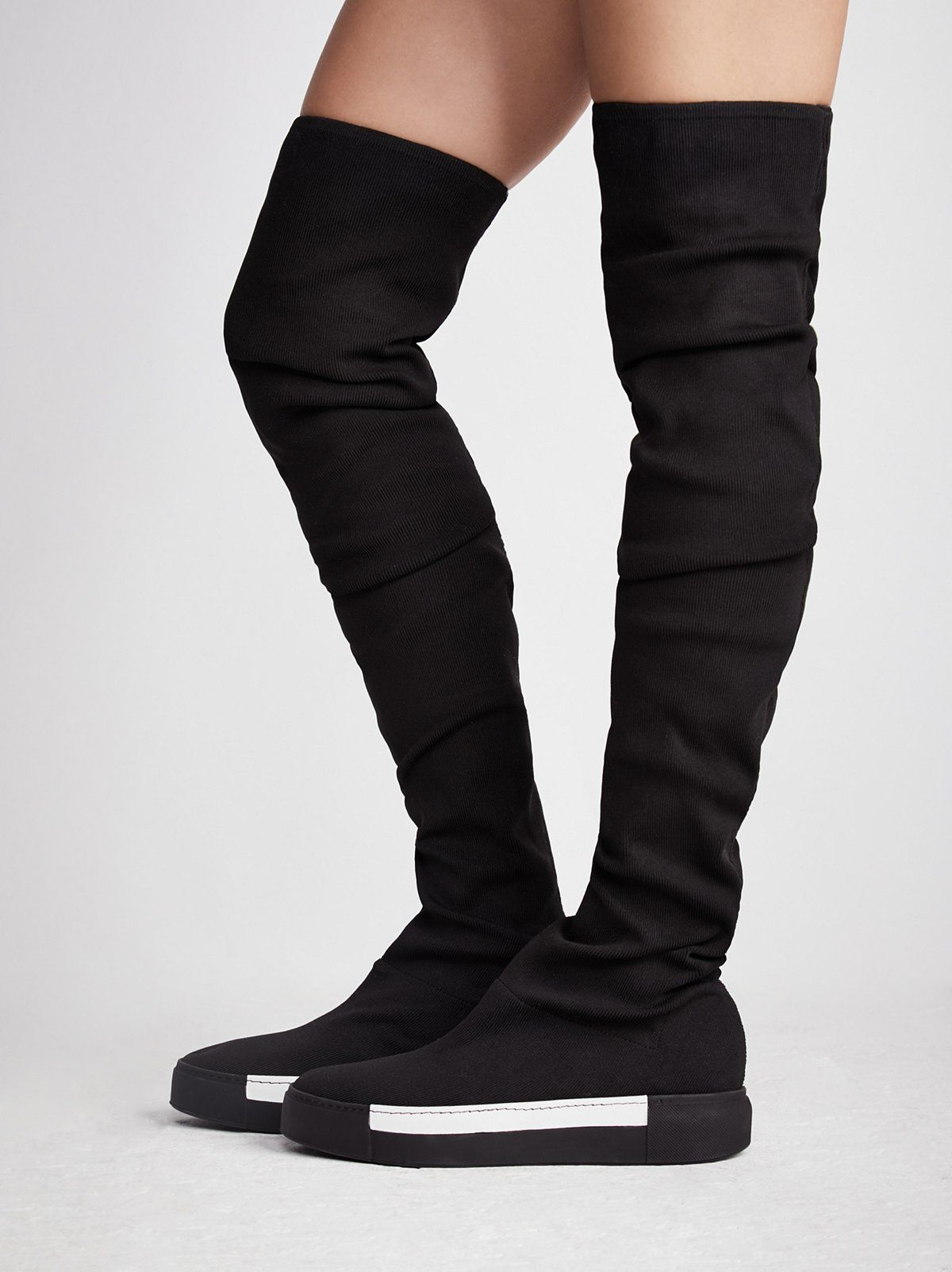 0757a6716 Vic Matie Penrose Over The Knee Boot at Free People Clothing Boutique