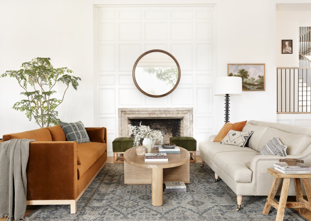Hollingworth Sofa Cognac By Ginny Macdonald In 2020 Victorian Living Room Casual Living Rooms Furniture #shop #living #room #furniture