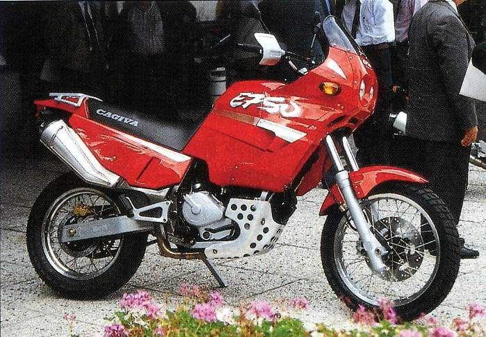 Elefant 750C, 1995-1996