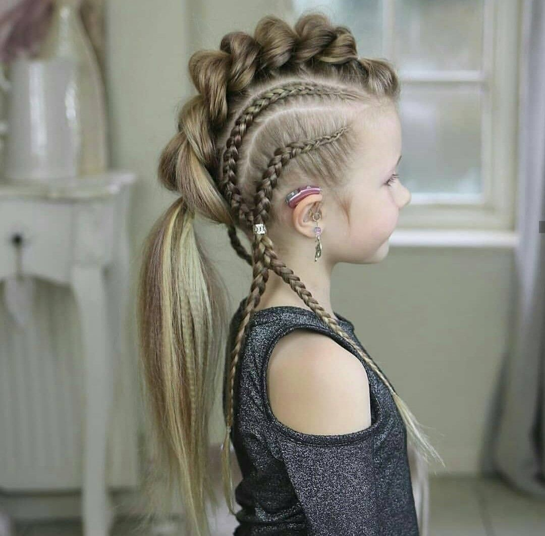 Braids With Images Viking Hair New Braided Hairstyles