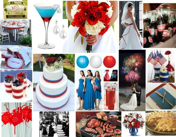 Fourth Of July Wedding Ideas Summer Weddings 4th