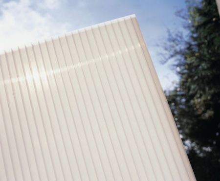 16mm Opal Triplewall Polycarbonate Roofing Sheet Polycarbonate Roofing Sheets Replacement Conservatory Roof