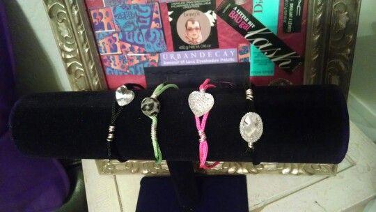 Bracelets by Adorabeadz