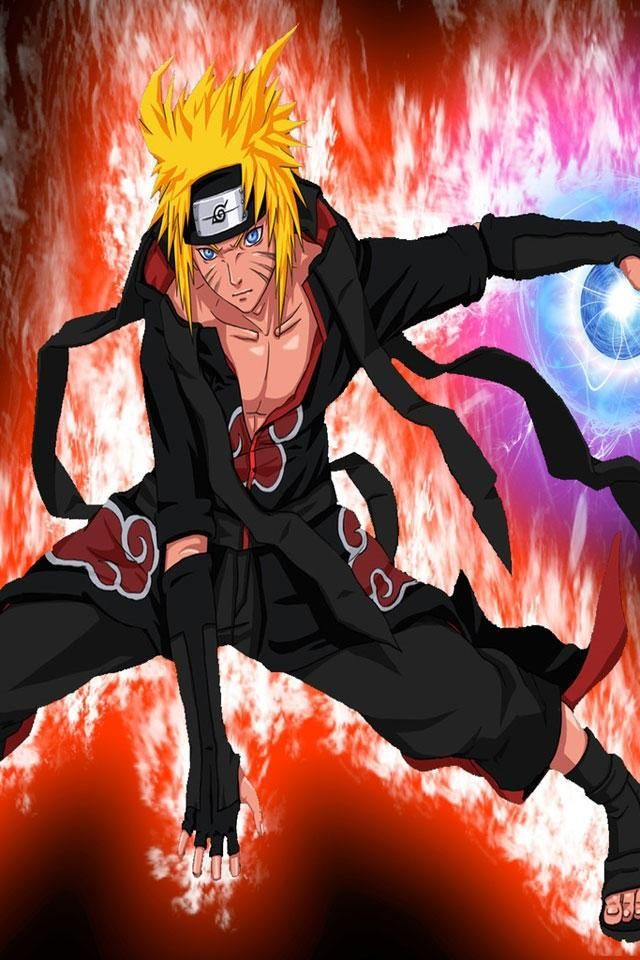 Naruto Uzumaki Mobile Wallpaper Anime With Images Naruto