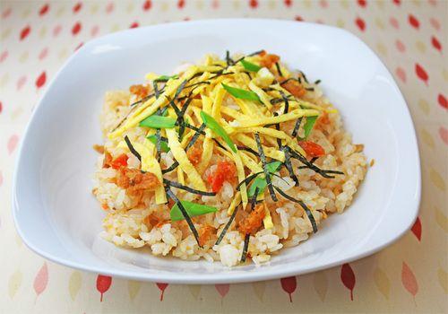 レシピくらぶ 鮭ちらし寿司 丸美屋 レシピ ちらし寿司 寿司