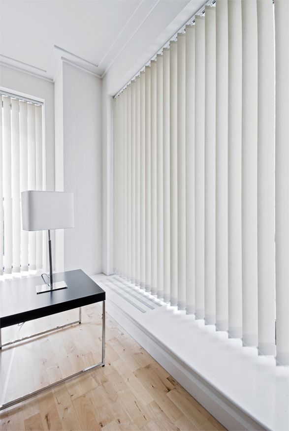 Complete Vertical Blind Sets Many Sizes Designs Colours