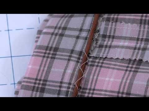▷ Teach Yourself to Sew: How to Sew a Skirt - YouTube | DIY ...