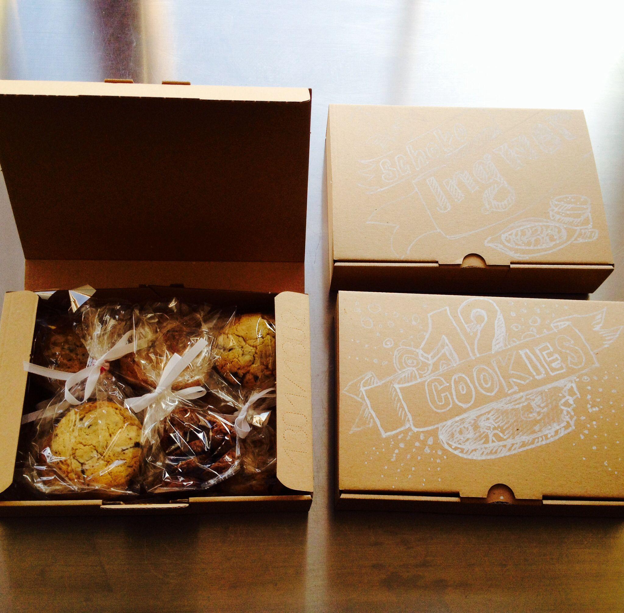 Present Gift Cookies