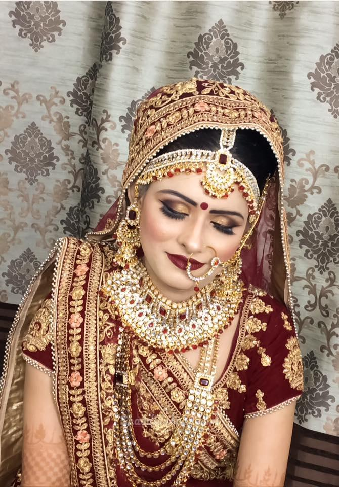 Makeup Artist in Lucknow BySUNDARAM BEAUTY PARLOUR (With