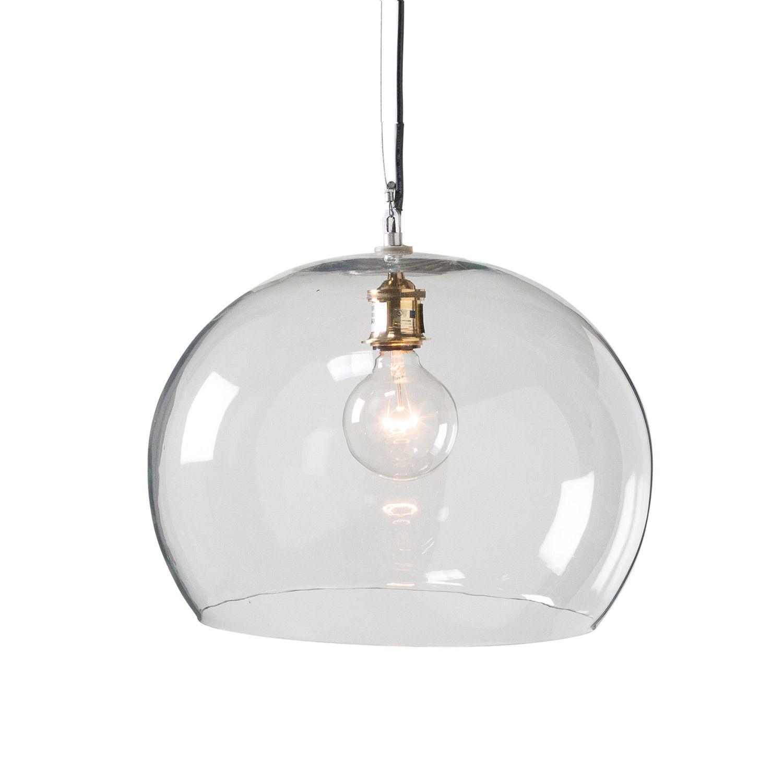 Hadrian Dome Pendant Large Pendant Lighting Chandeliers And Pendants Pendant Lighting